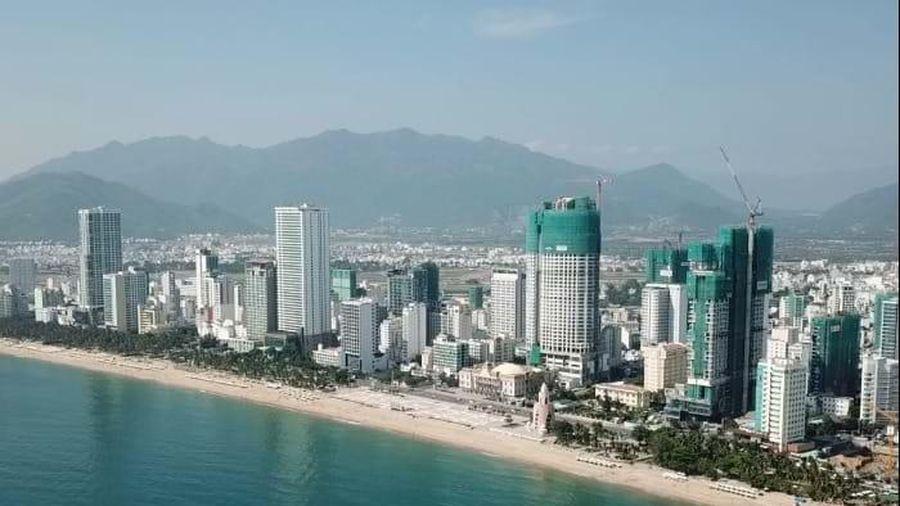 Nhận diện đô thị có biển ở Việt Nam