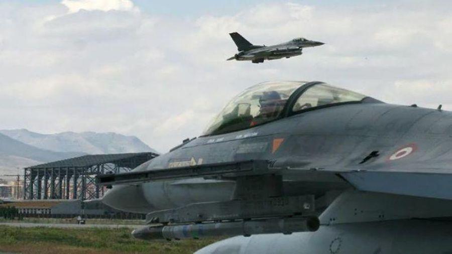 Hai máy bay F-16 Thổ Nhĩ Kỳ bị hư hại sau cuộc tấn công của Armenia?