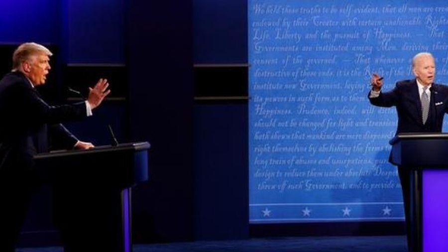 Tranh luận Tổng thống Mỹ: Sẽ tắt micro để tránh gián đoạn