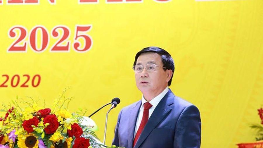 Khai mạc Đại hội Đảng bộ Khối Doanh nghiệp Trung ương lần III