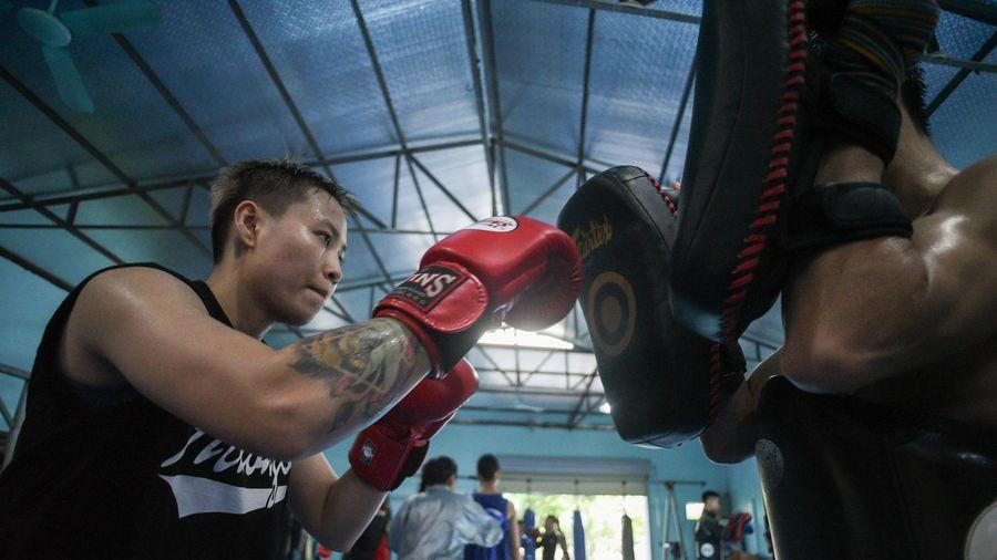Cô gái vàng Muay Thái và 5 năm vô địch thế giới