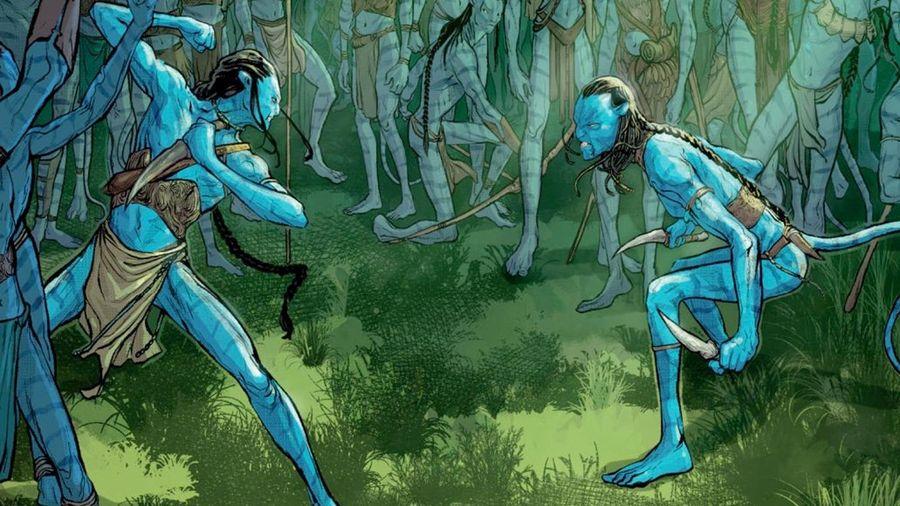 'Avatar' và phần hậu truyện được kết nối bằng truyện tranh