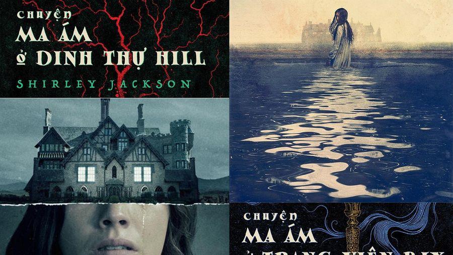 Ra mắt hai tiểu thuyết kinh dị nguyên tác của loạt phim 'The Haunting'