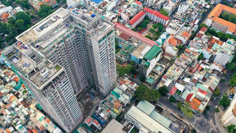 Những dự án căn hộ trên 100 triệu/m2 tại TP.HCM