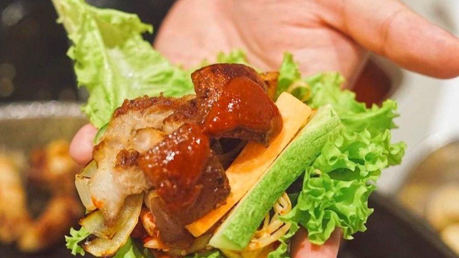Loạt món ngon từ thịt nướng ở TP.HCM