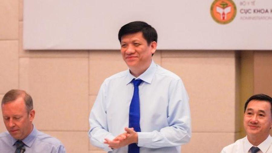 Ông Nguyễn Thanh Long được bổ nhiệm Chủ tịch Hội đồng Y khoa Quốc gia