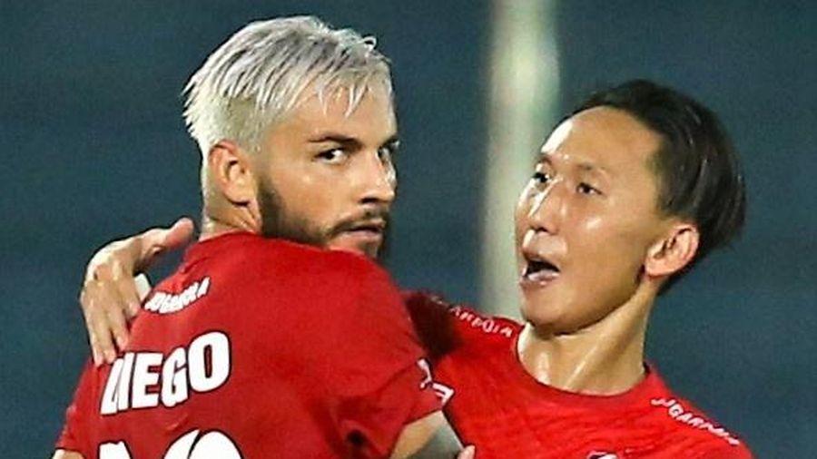 Highlights Hải Phòng 2-0 Thanh Hóa: Xuân Tú lập cú đúp kiến tạo