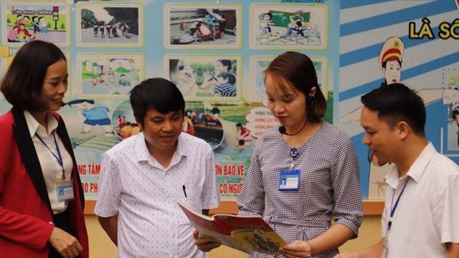 Thái Nguyên đón nhận tích cực chương trình GD mới