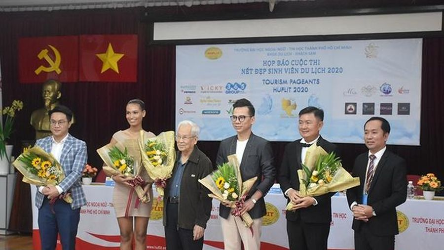 HUFLIT khởi động cuộc thi Nét đẹp Sinh viên ngành Du lịch