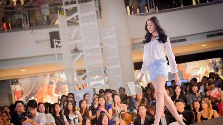 Bi kịch ập xuống người mẫu Malaysia sau khi làm phẫu thuật hút mỡ