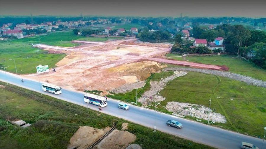 Làm rõ sai phạm dự án KDC trăm tỷ chủ đầu tư vừa 'chia tay' lại trúng đấu giá