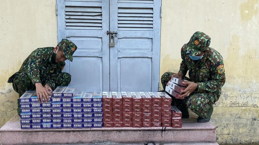 An Giang: Bắt hơn 1.000 vụ thuốc lá lậu, xử phạt gần 9 tỷ đồng