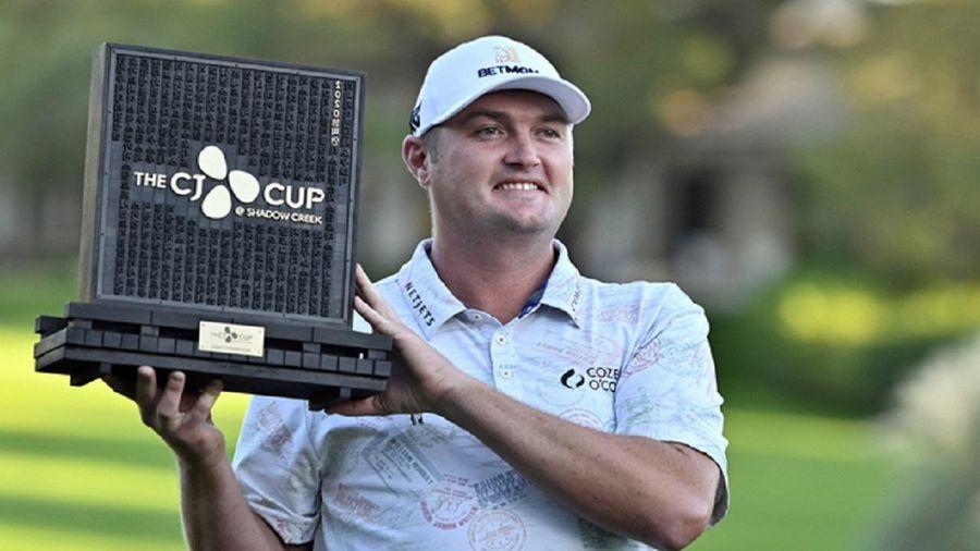 Jason Kokrak lần đầu tiên giành chức vô địch CJ Cup