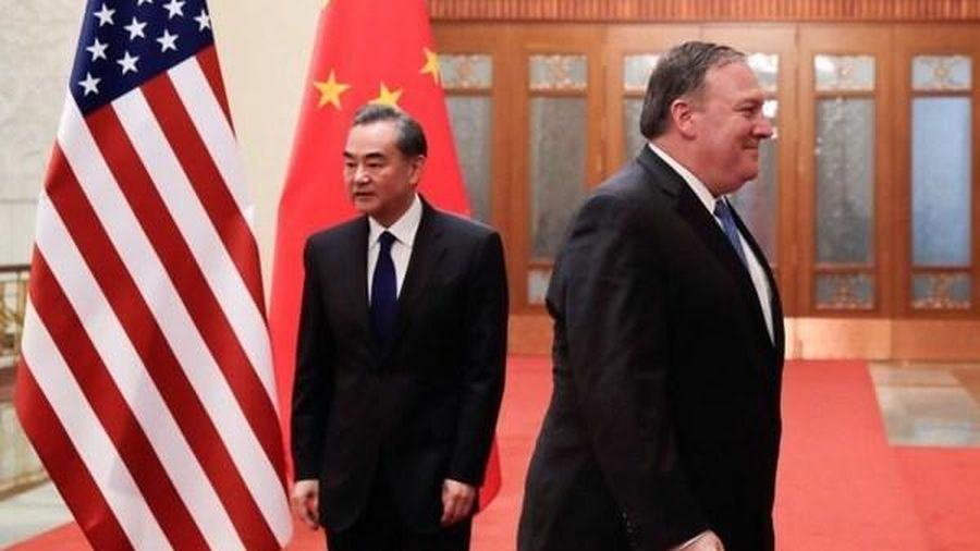 Mỹ tiếp tục 'chọc giận' Trung Quốc