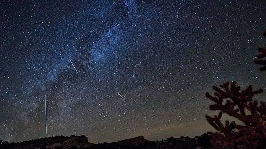 Chiêm ngưỡng Mưa sao băng Orionids đạt cực đại vào đêm mai