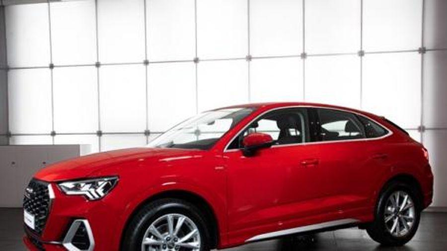 Audi Q3 Sportback 2020: Ngoại hình nhỏ gọn, giá bán hơn 2 tỷ đồng