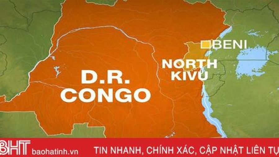 Tấn công nhà tù ở CHDC Congo, 900 tù nhân chạy trốn
