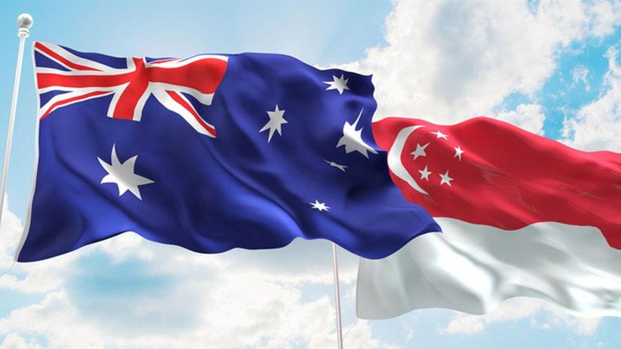 Singapore và Australia tăng cường hợp tác quốc phòng