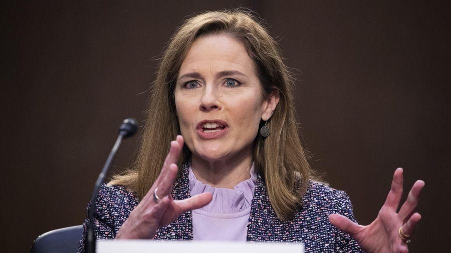 Phe Dân chủ Mỹ thất bại trong ngăn chặn đề cử bà Barrett vào Tòa án Tối cao
