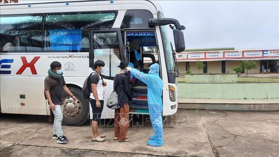 Chiều 20/10, Việt Nam có thêm 1 ca mắc mới COVID-19 là ca nhập cảnh