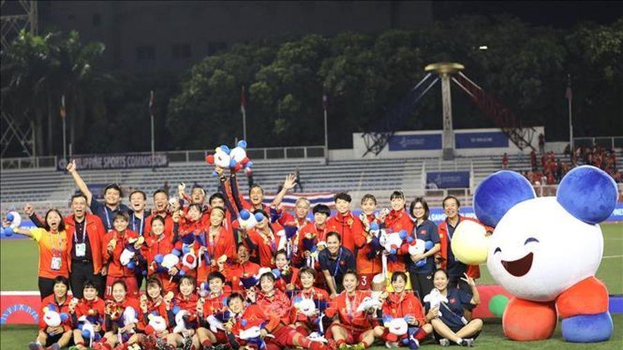 'Một nửa thế giới' trong thể thao: Từ Trần Hiếu Ngân tới sức mạnh bóng đá nữ Việt Nam