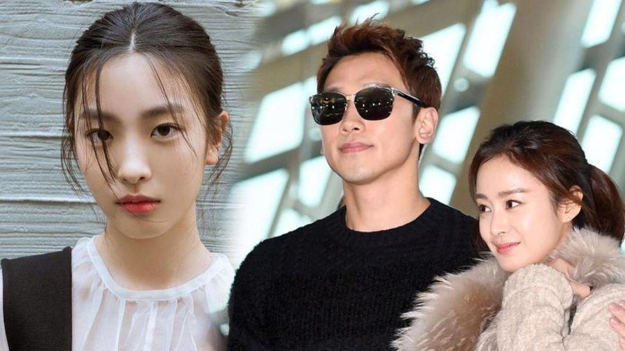 Rộ tin Kim Tae Hee mang thai em bé cho Bi Rain, nhưng 'người thứ ba' xuất hiện?