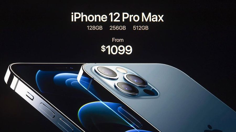 Lượng đơn đặt hàng iPhone 12 tăng vọt, người Việt thích nhất iPhone 12 Pro Max