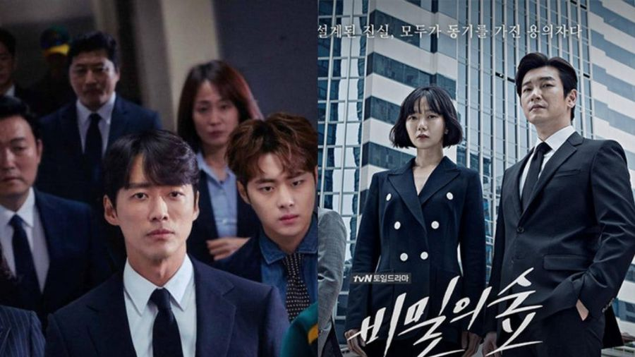 Loạt phim Hàn có yếu tố gay cấn giúp mọt phim xả stress sau một ngày dài
