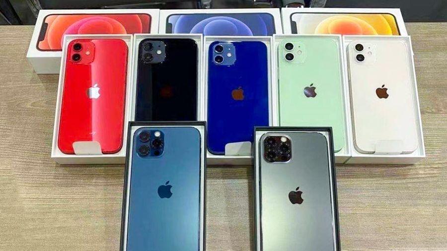 iPhone 12 xuất hiện loạt ảnh đập hộp trước khi lên kệ: Màu xanh navy 'xấu lạ' đến bất ngờ