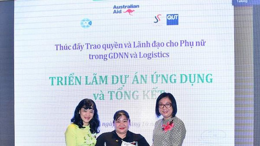 Thúc đẩy trao quyền và lãnh đạo cho phụ nữ trong giáo dục nghề nghiệp, logistics