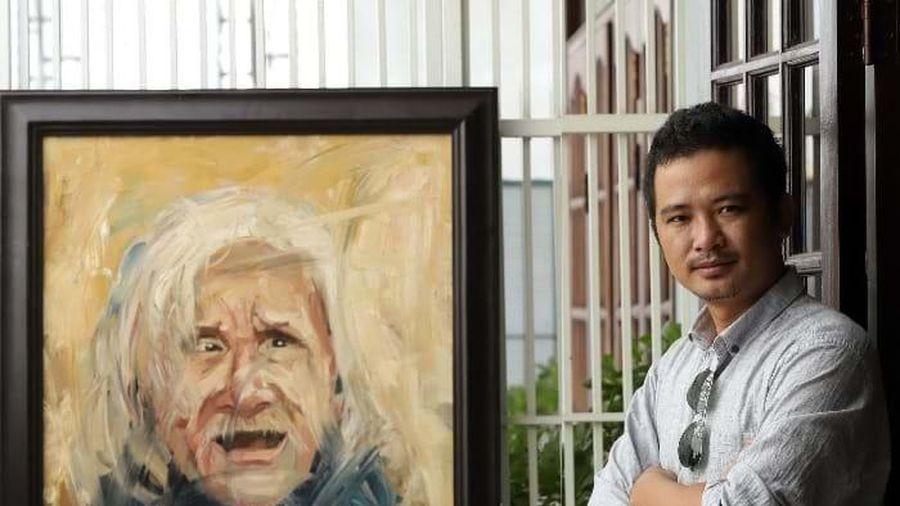 Cuốn sách và triển lãm đặc biệt về chân dung 51 văn nghệ sĩ nổi tiếng
