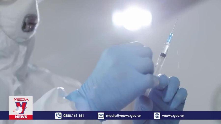 LHQ dự trữ 1 tỉ ống tiêm phục vụ tiêm phòng COVID-19