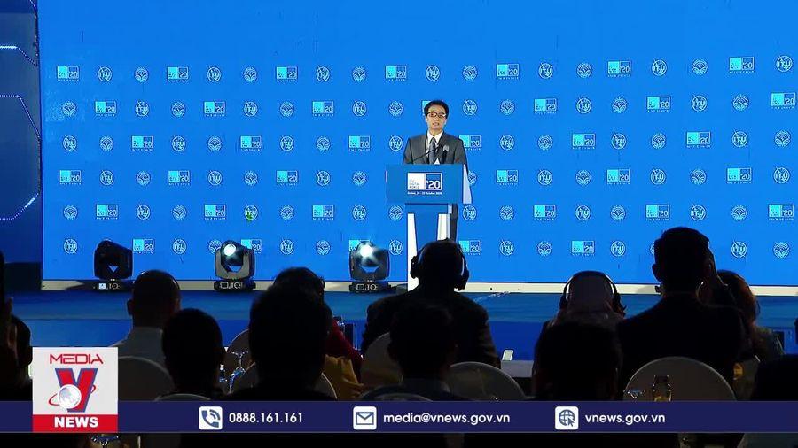 Khai mạc Hội nghị quốc tế Thế giới số 2020