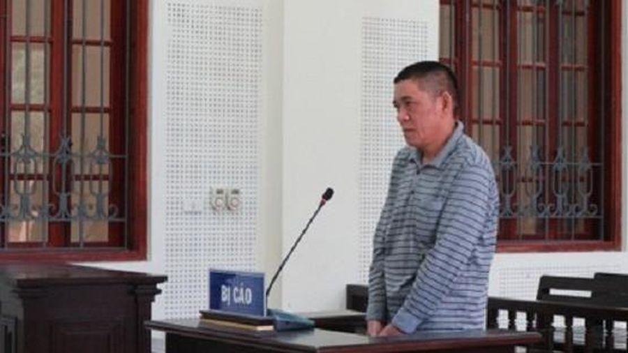Nghệ An: Tuyên án 20 năm tù đối tượng 'Tàng trữ trái phép chất ma túy'