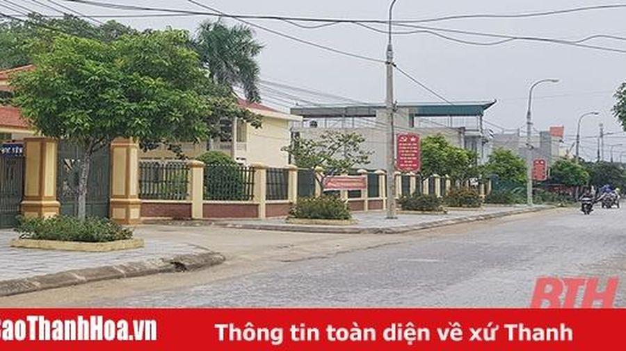 Quảng Phú hiện thực hóa mục tiêu từ xã lên phường