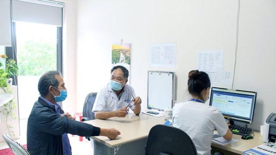 Vĩnh Phúc: Bệnh viện hữu nghị Lạc Việt tiếp nhận kỹ thuật xạ trị công nghệ cao