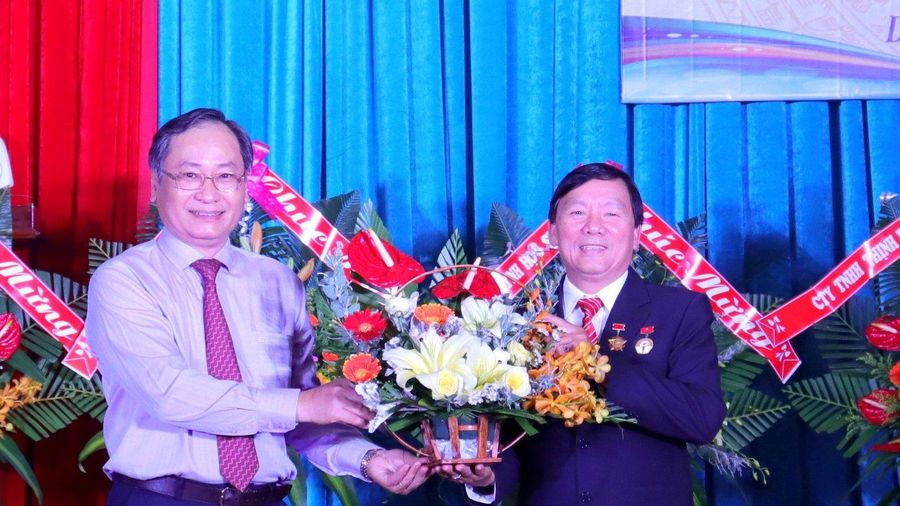 Trường Trung cấp Nghề Diên Khánh khai giảng năm học 2020-2021