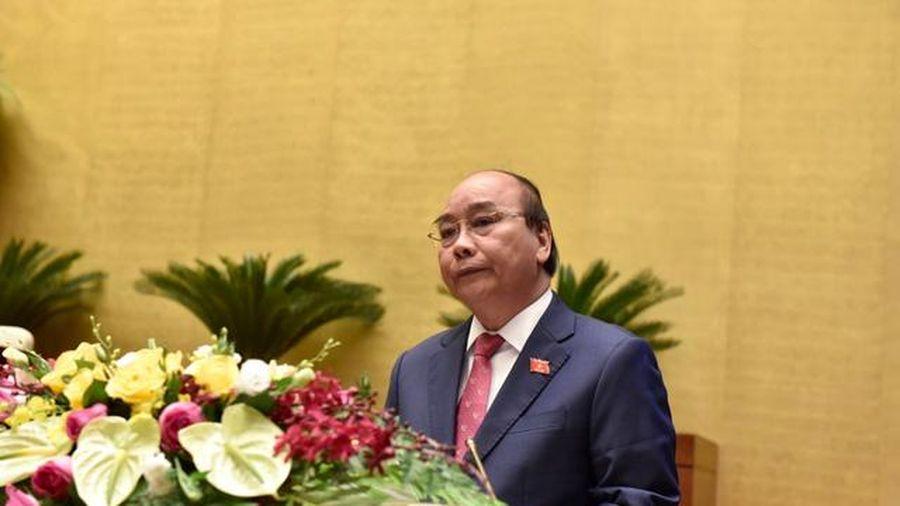 Thủ tướng: Năm 2021, tiếp tục tập trung thực hiện 'mục tiêu kép'
