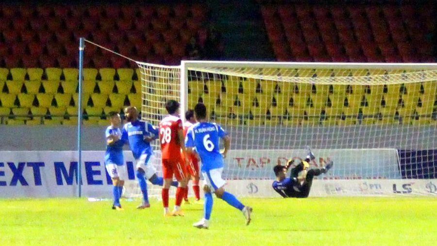 Than Quảng Ninh thắng Hoàng Anh Gia Lai 3-1
