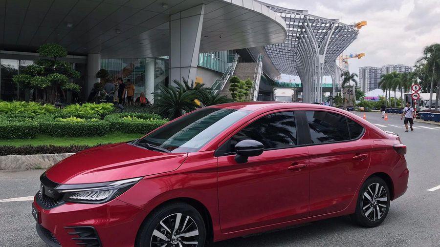 Honda City 2020 lộ giá bán dự kiến, chờ ngày ra mắt