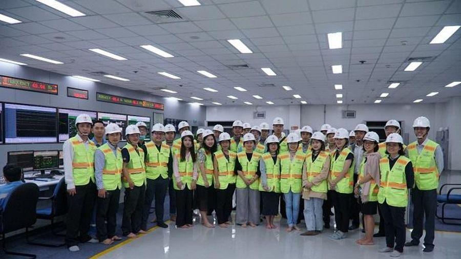 Các Công ty chứng khoán và Quỹ đầu tư làm việc tại Công ty Nhiệt điện Vĩnh Tân
