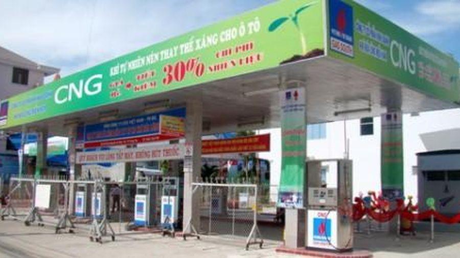 CNG Việt Nam báo lợi nhuận quý 3 giảm mạnh 80%
