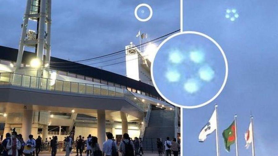 Năm quả cầu phát sáng kỳ lạ được phát hiện ở Nhật Bản
