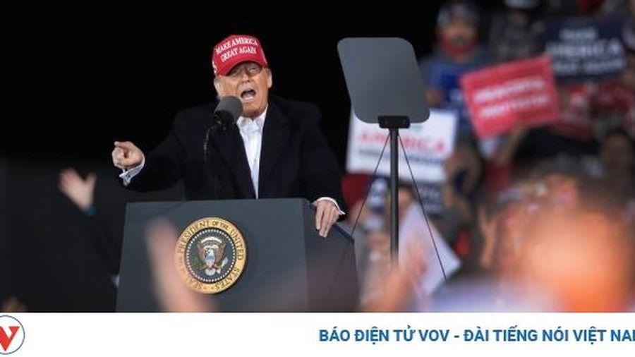 Tổng thống Trump từng nghi ngờ khả năng chiến thắng của mình cho tới gần đây