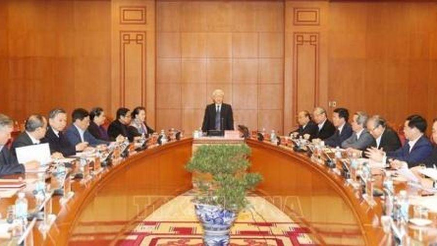 Các nội dung chính lấy ý kiến của Nhân dân vào dự thảo các văn kiện trình Đại hội XIII