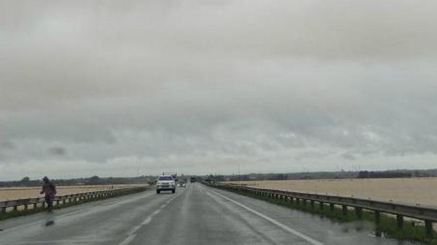 Quốc lộ 1 qua địa phận Quảng Bình đã cơ bản thông tuyến