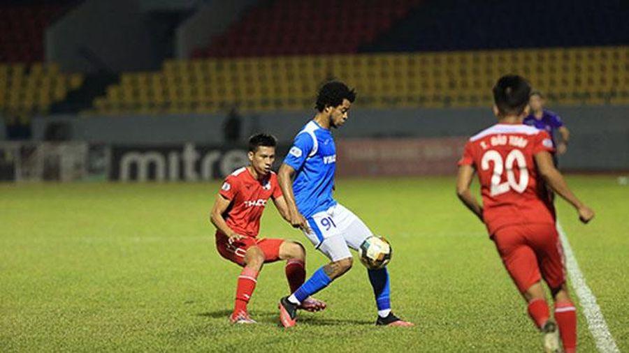 Thắng Hoàng Anh Gia Lai, Than Quảng Ninh vào cuộc đua vô địch