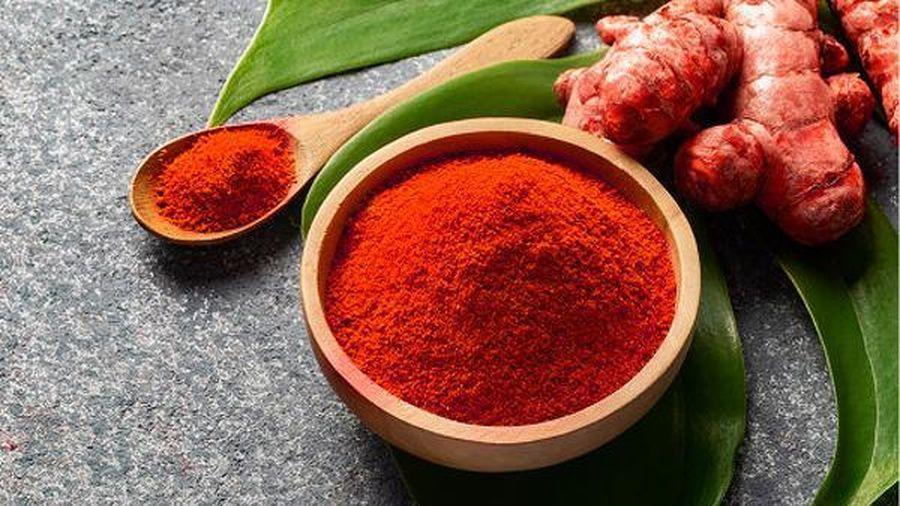 Serum nghệ đỏ Nano ABERA quy tụ 4 thành phần làm mờ vết thâm vượt trội