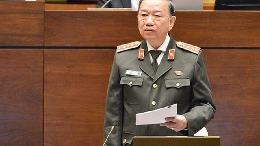 Đại tướng Tô Lâm: 'Bỏ sổ hộ khẩu là niềm mong ước của người dân'