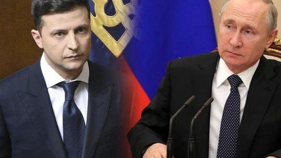 Súp củ cải đỏ: 'Cuộc chiến' bản sắc Ukraine-Nga có đối tượng mới